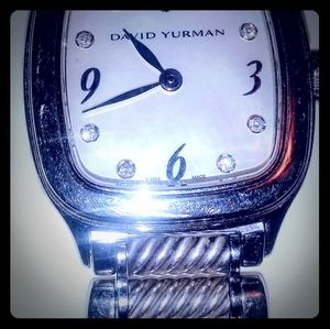 David Yurman woman's watch